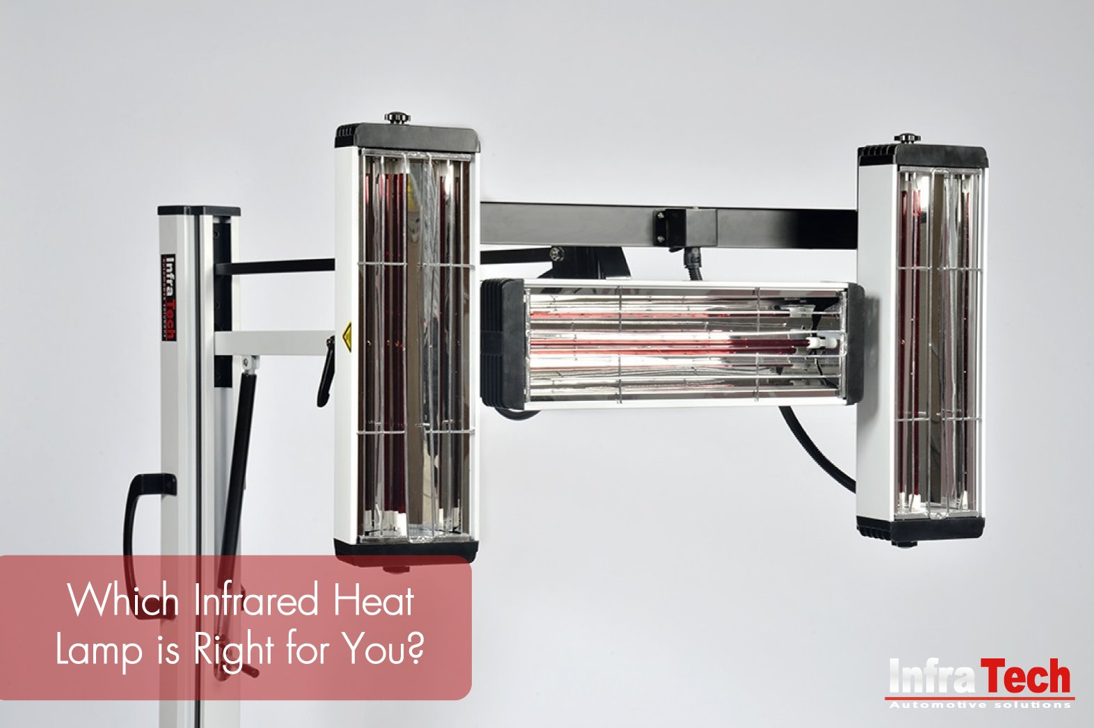 which infrared heat lamp is right for you?