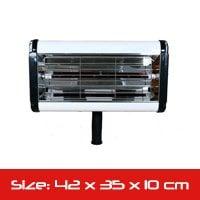 IT-500 Heat Lamp - Size Guide