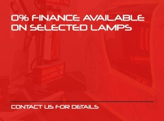 0% Finance on Infrared Heat Lamps